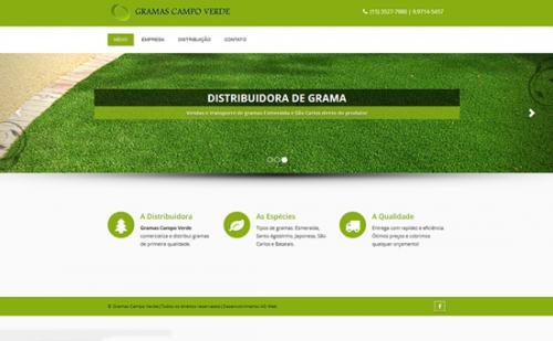 Gramas Campo Verde